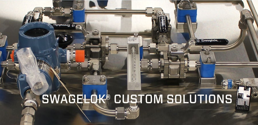 Custom Solutions at Swagelok Southwest