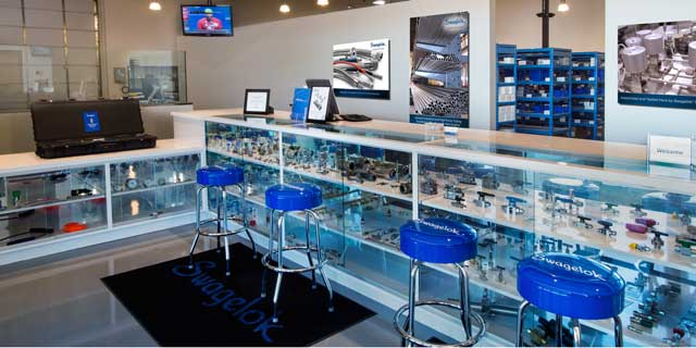 Use our convenient sales and service counter in Phoenix and Albuquerque